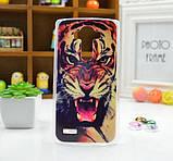 Чехол для LG G4/H818/H810/F500 панель накладка с рисунком узоры, фото 4