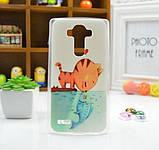 Чехол для LG G4/H818/H810/F500 панель накладка с рисунком монро, фото 8