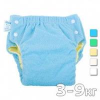 Eco Подгузник многоразовый Classic карман  Памперс натуральний + вкладыш, фото 1