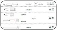 Набор корректировочный для извлечения абатментов Axiom REG/PX