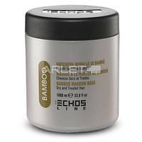 Маска с вытяжкой из бамбука - Echosline Hydrating Care Bamboo Marrow Mask 1000ml (Оригинал)