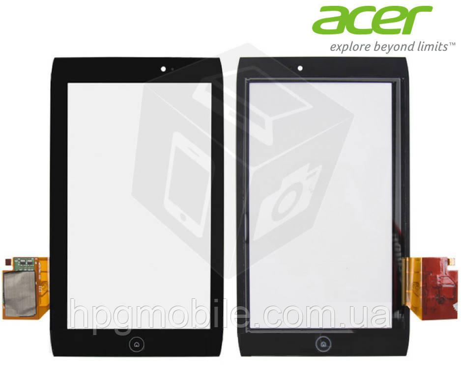 Сенсорный экран для Acer Iconia Tab A100, черный, оригинал