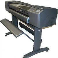 Плоттер HP DesignJet 800 б/у
