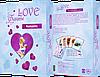 """Настольная игра Bombat Game Love Фанты """"Romantic"""" (4820172800095)"""