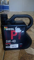 Масло моторное SAE 5W-40 SL/CF канистра 4 л (BIZOL)