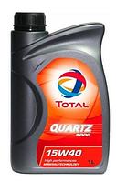 Минеральное моторное масло TOTAL(тотал) QUARTZ 5000 15w40 1л.