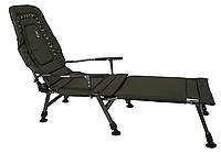 Кресло рыбацкое складное с подставкой для ног Elektrostatyk FK2+POD