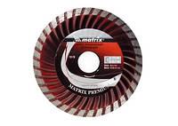 Диск алмазный отрезной Turbo, 180 х 22,2 мм, сухая резка MATRIX Professional