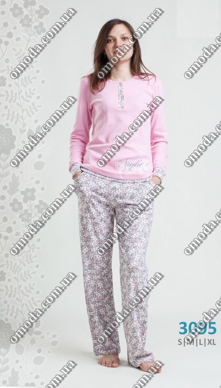 d756f0b87807 Летняя женская пижама розового цвета: продажа, цена в Киеве. пижамы ...