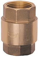 """Обратный клапан Sandi Forte 1"""" (25) с латунным штоком"""