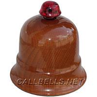 Кнопка вызова официанта R150 колокольчик(дерево) RECS USA