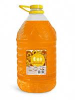 Жидкое мыло Фея персик 5л