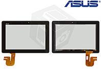Touchscreen (сенсорный экран) для Asus Eee Pad Transformer Prime TF201, #AS-0A1T, черный, оригинал