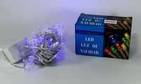 Новогодняя светодиодная гирлянда 156 NET B Сетка ( 156 светодиодов ) Цвет синий