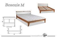 """Кровать """"Венеция М"""""""