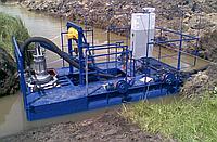 Мини земснаряд  электрический «ЭПОС» ЗС-60Э