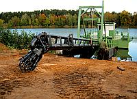 Высокопроизводительные земснаряды «IDRECO» (Голландия)