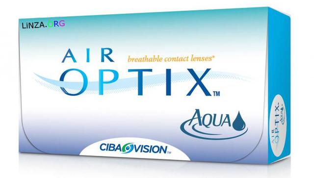 Контактная линза AirOptix