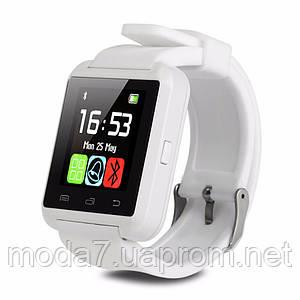 Смарт часы (Watch Smart U8) белые