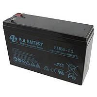 Аккумуляторная Батарея B. B. Battery Hr 6-12