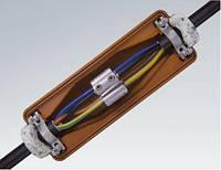 Заливная соединительная муфта PV 3 EG (для кабелей диаметром до 40мм)