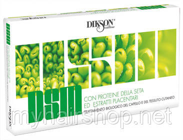 Ампулы от выпадения волос, стимулирование их роста Dikson DSM