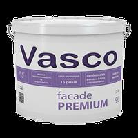 Vasco Facade Premium (Васко Фасад Премиум) База С (Под колеровку), 9 л