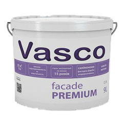 Vasco Facade Premium (Васко Фасад Премиум), 0.9 л