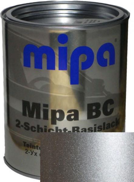 Автокраска металлик VW A7W Серебряная MIPA BC  1л.