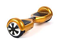 Мини сигвей Smart Balance Wheel 6.5 Хром (золото)