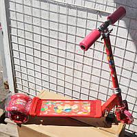 Самокат трехколесный детский - модель 1009