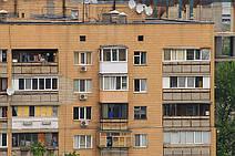 Серия дома Брежневка