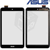 Touchscreen (сенсорный экран) для Asus MeMO Pad 8 ME180A, черный, оригинал