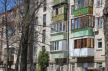 Серия дома Хрущевка (кирпичная)