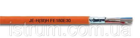 Огнестойкий кабель JE-H(St)H...Bd FE 180/ E90 2x2x0,80+0,80mm