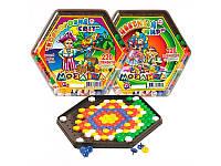 Мозаика Технок Разноцветный мир 220 эл. (2070)