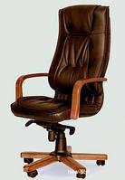 Кресло кожаное с деревом Техас (Texas extra)