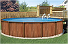 Конструкція басейну Esprit-Wood, 366х132 см