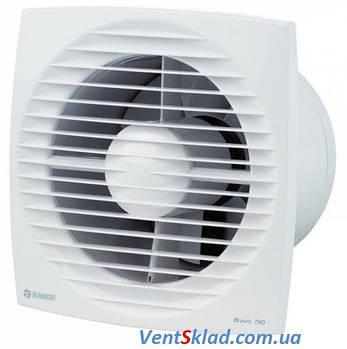 Вытяжной вентилятор для ванной комнаты и санузла до 192 м³/час Blauberg Bravo 150