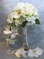 Букет невесты «Белое кружево»