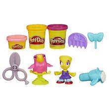 Игровой набор Житель и питомец Play-Doh Город