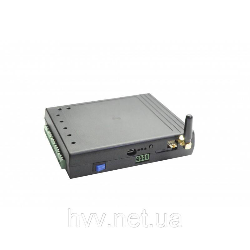 GSM-розетка 5 каналов+сигнализация