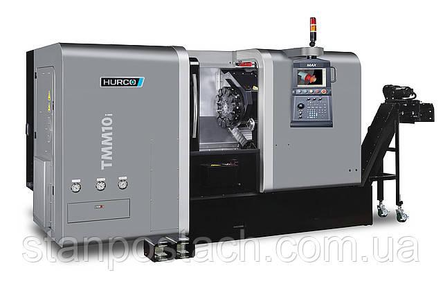 Токарно-фрезерный станок с ЧПУ Hurco TMM