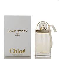 Chloe Love Story парфюмированная вода 75 ml. (Хлое Лав Стори)