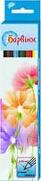 Карандаши цветные Барвинок 6 цветов