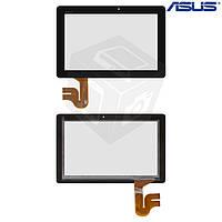 Touchscreen (сенсорный экран) для Asus Pad Infinity TF700, черный, оригинал