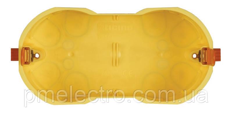 Коробка монтажная 4 модуля для полых стен