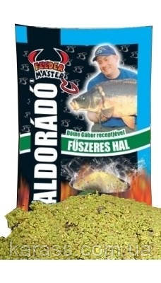 HALDORÁDÓ FŰSZERES HAL
