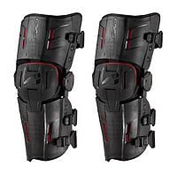 EVS RS9 Knee Brace Pair, Черный, S
