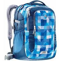Рюкзак туристичний Deuter Gigant blue-arrowcheck (80424 3016) міські, для велотуризму, для пішого та
